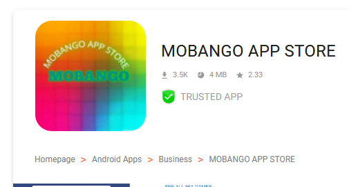 Mobango Android Games